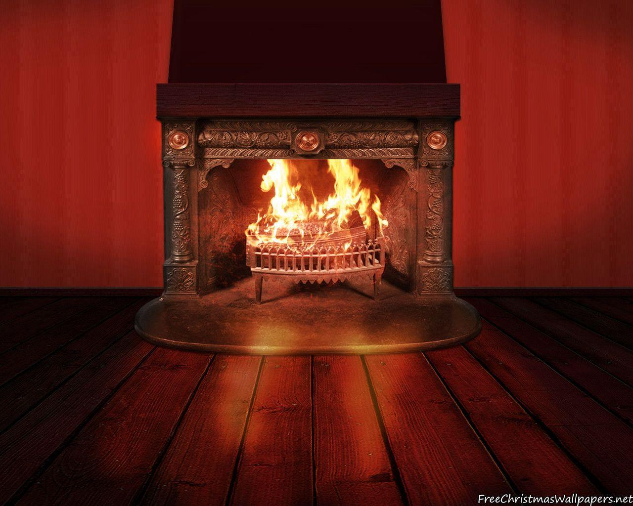 Fireplace Desktop Wallpapers 1280x1024