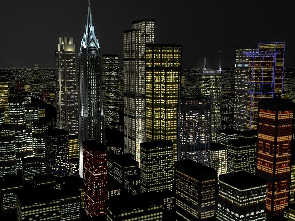 Gotham city Photos   Photo of Gotham city is super and mind glowing 1024x768