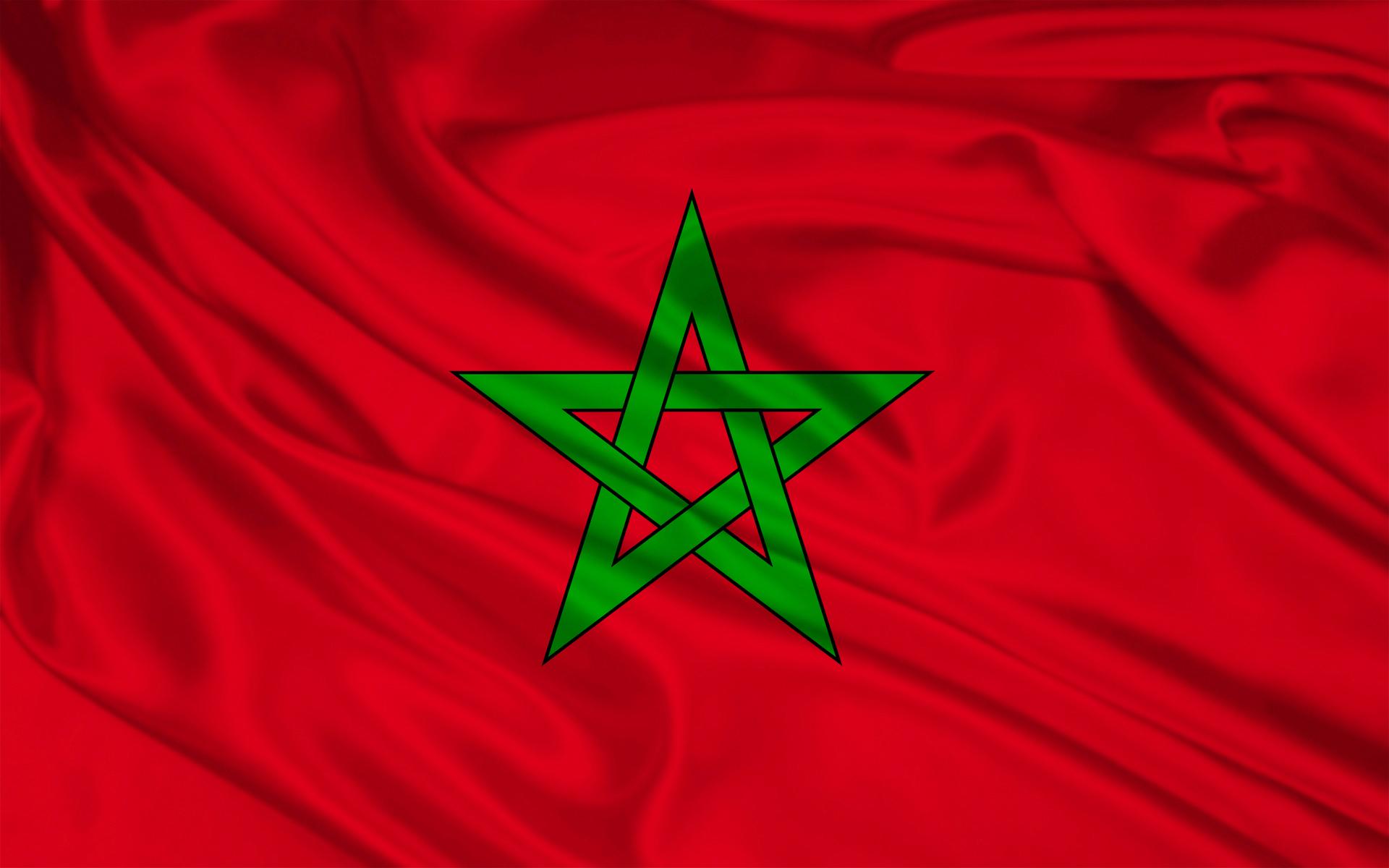 Morocco Flag wallpaper 1920x1200 32854 1920x1200