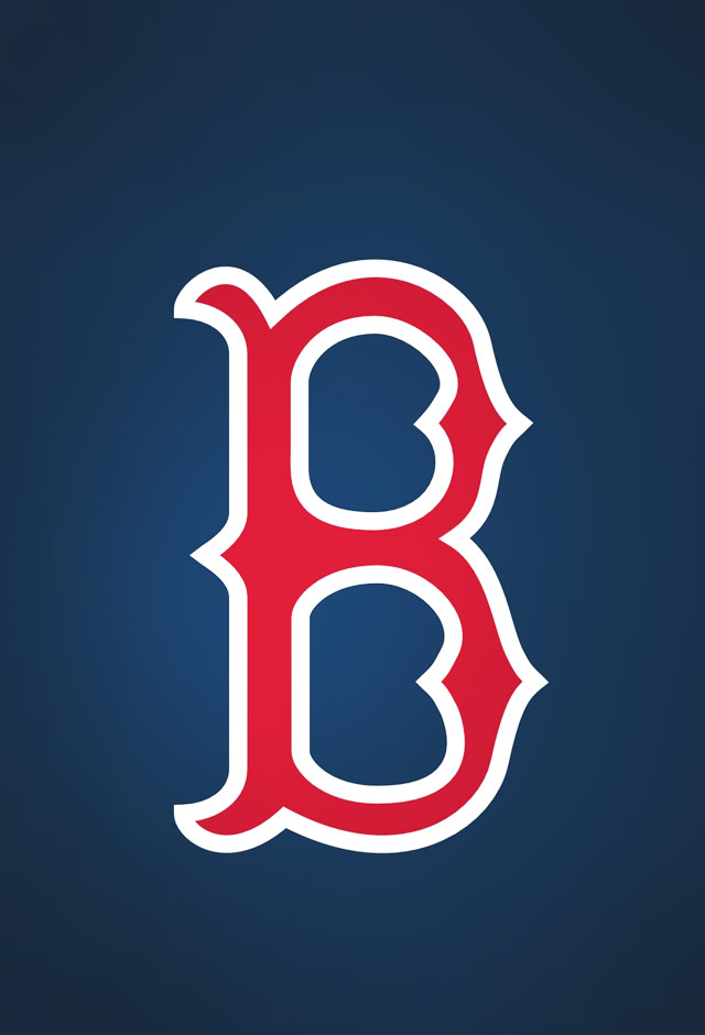 Boston Red Sox iPhone Wallpaper 640x940