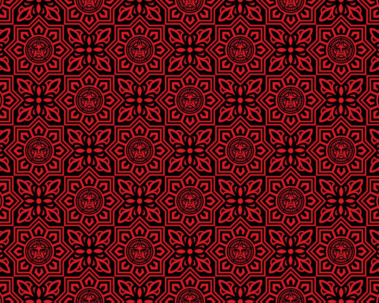 Obey Wallpaper httpwwwpic2flycomObeyWallpaperhtml 1280x1024
