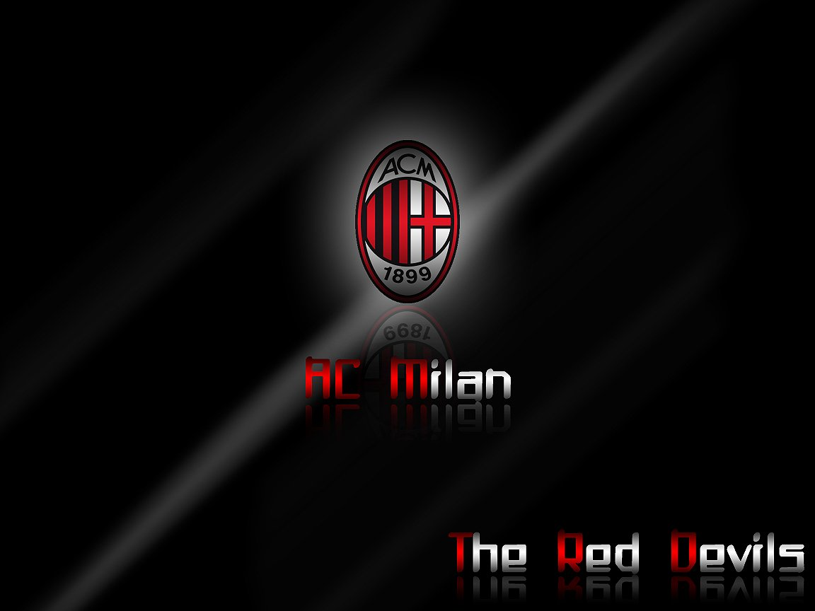 Ac Milan Logo HD Wallpapers Football Wallpapers 2013 1152x864