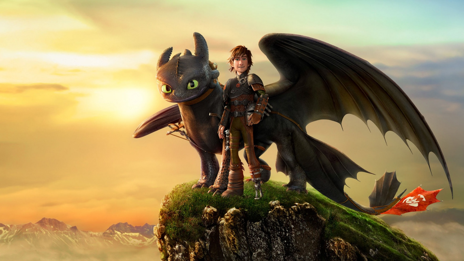How to Train Your Dragon 2 2014 Wallpapers HD Wallpapers 1600x900