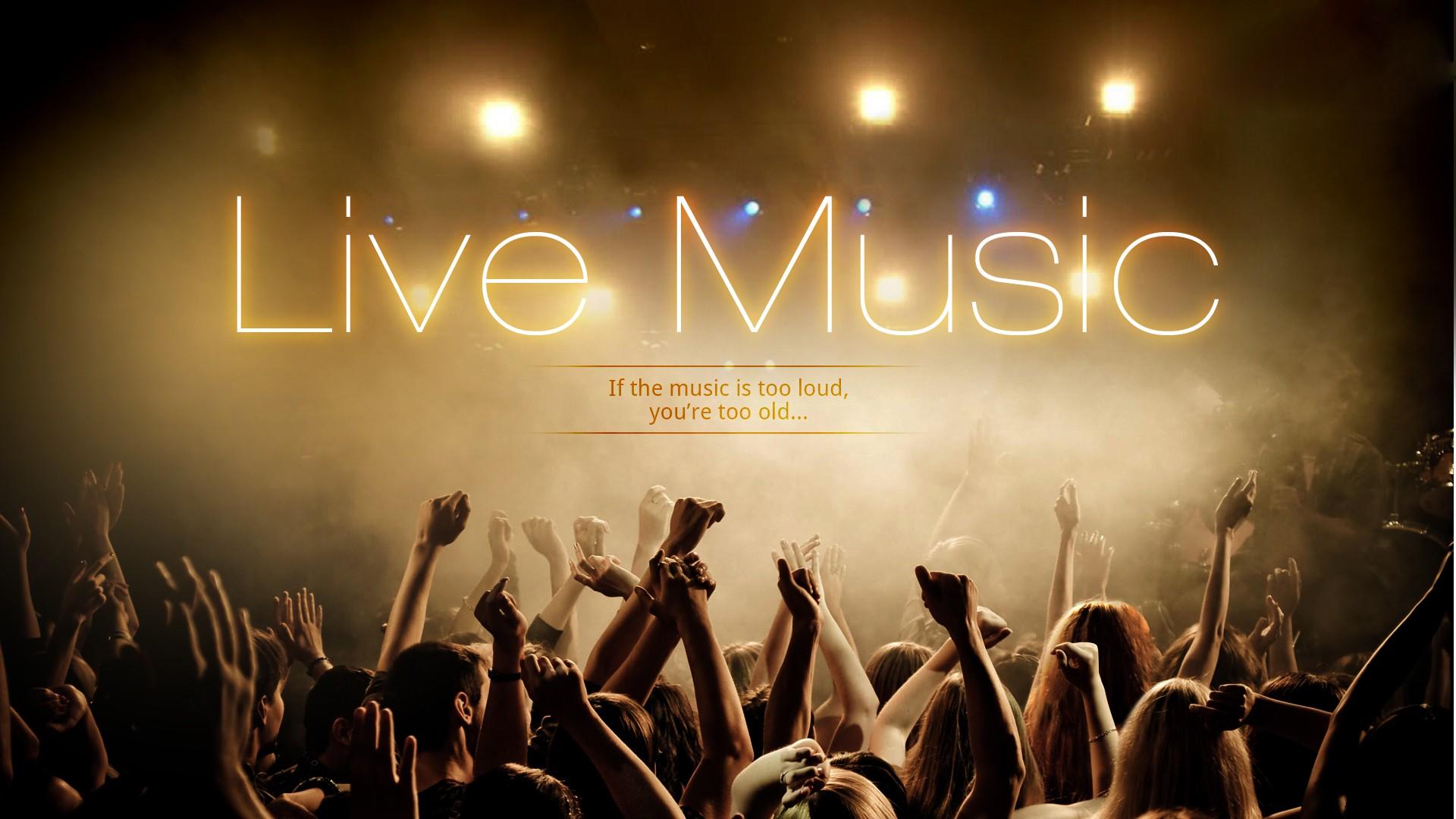 56+] Music Live PC Wallpaper on WallpaperSafari