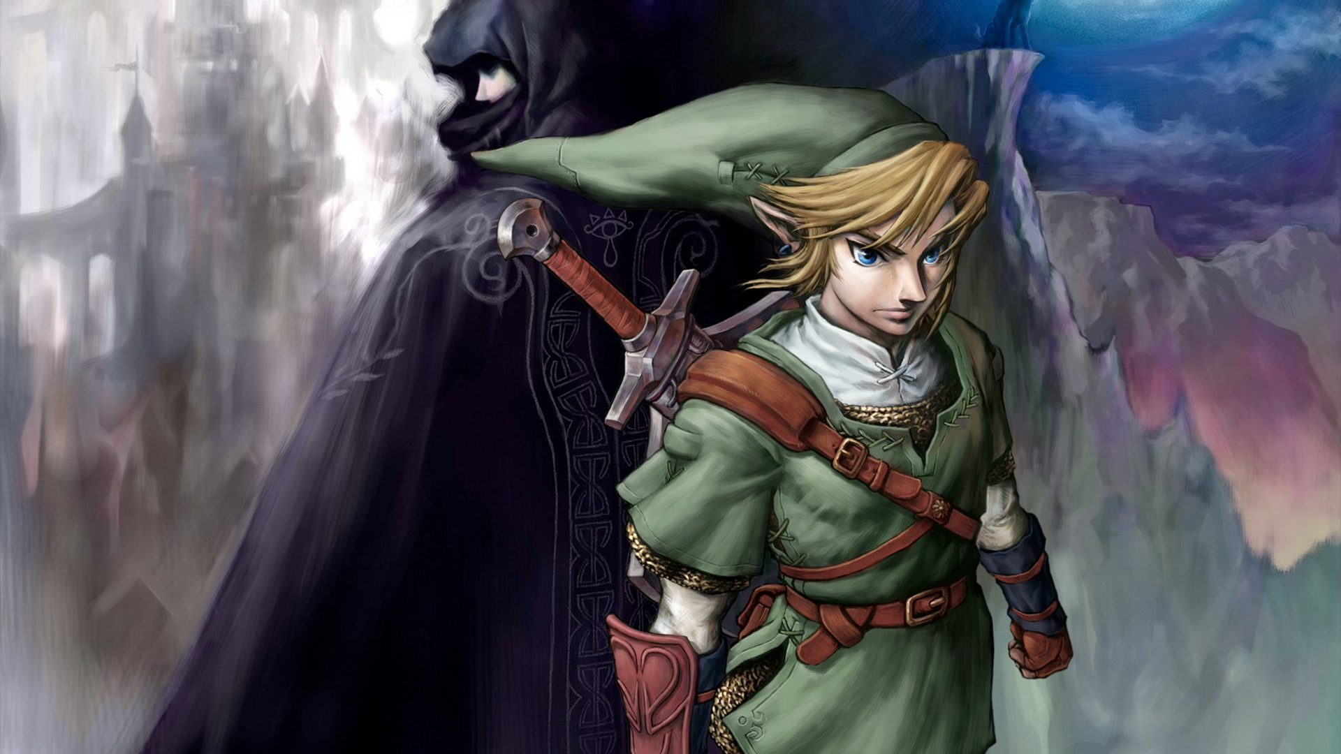 The Legend Of Zelda HD high quality wallpapers download 1920x1080