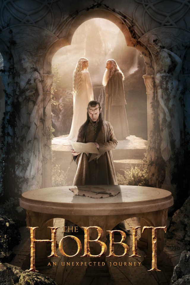 The Hobbit mobile wallpapers for Samsung SIII and iPhone Movie 640x960
