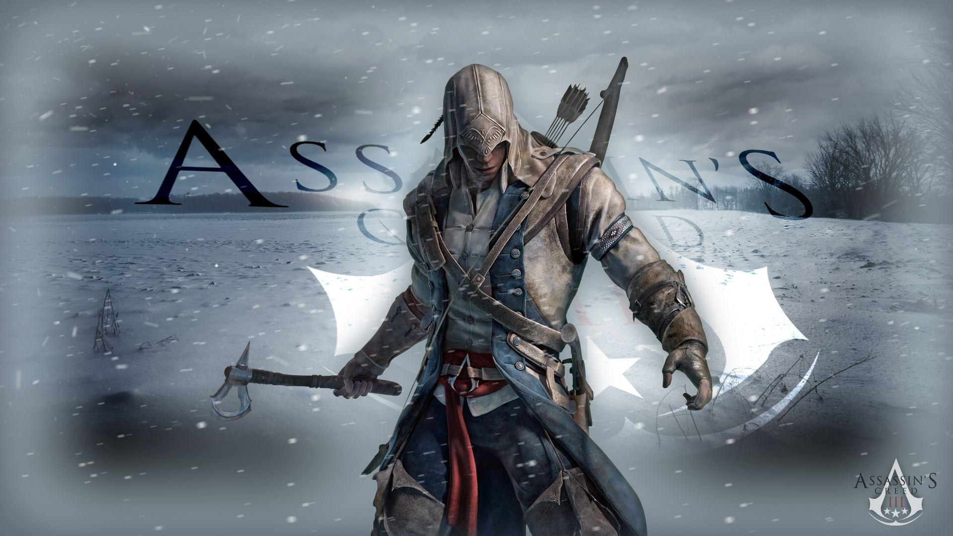 Assassins Creed 3 Wallpaper Hd 1080P   1403489 1920x1080