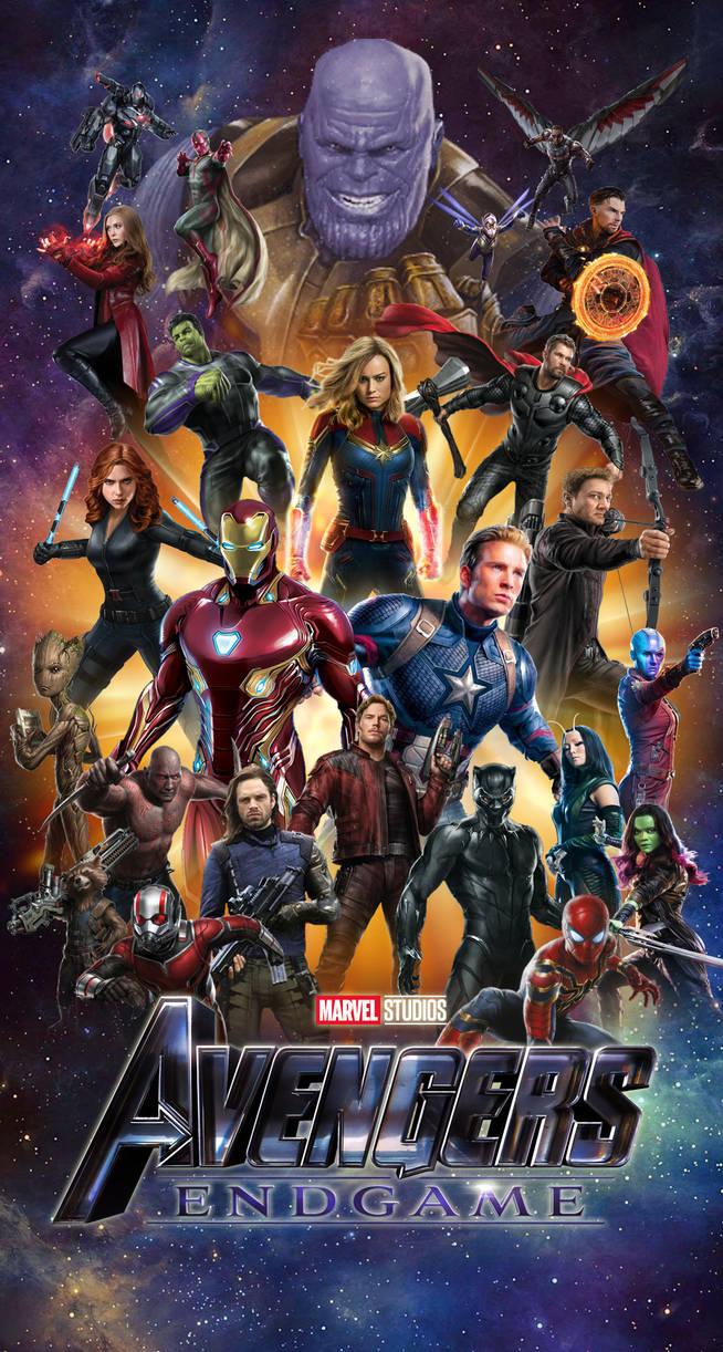 Unduh 300+ Wallpaper Avengers Endgame Full Hd HD Paling Baru