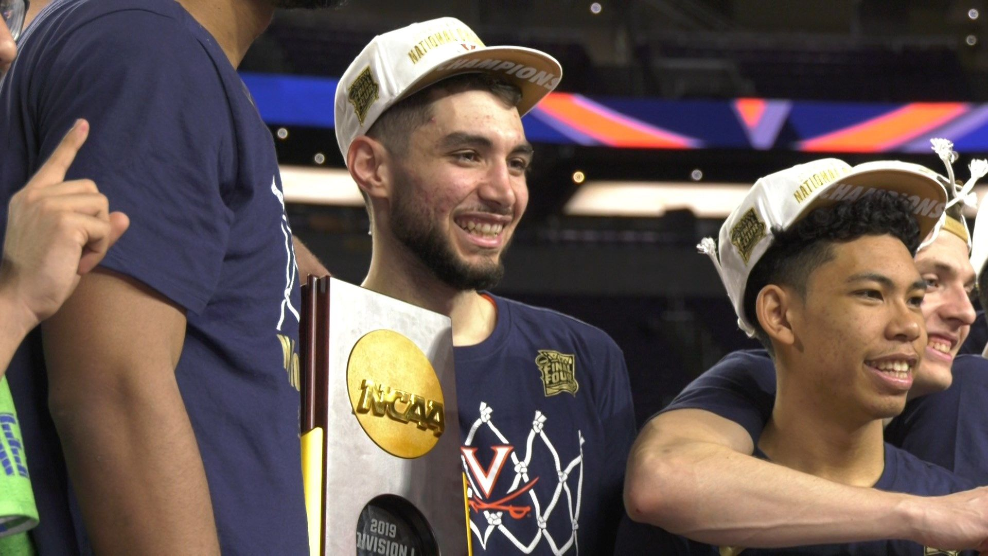 Ty Jerome Announces Hes Declaring for NBA Draft   WVIR NBC29 1920x1080