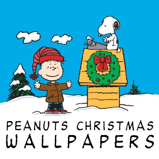Peanuts Christmas Wallpaper 512x512