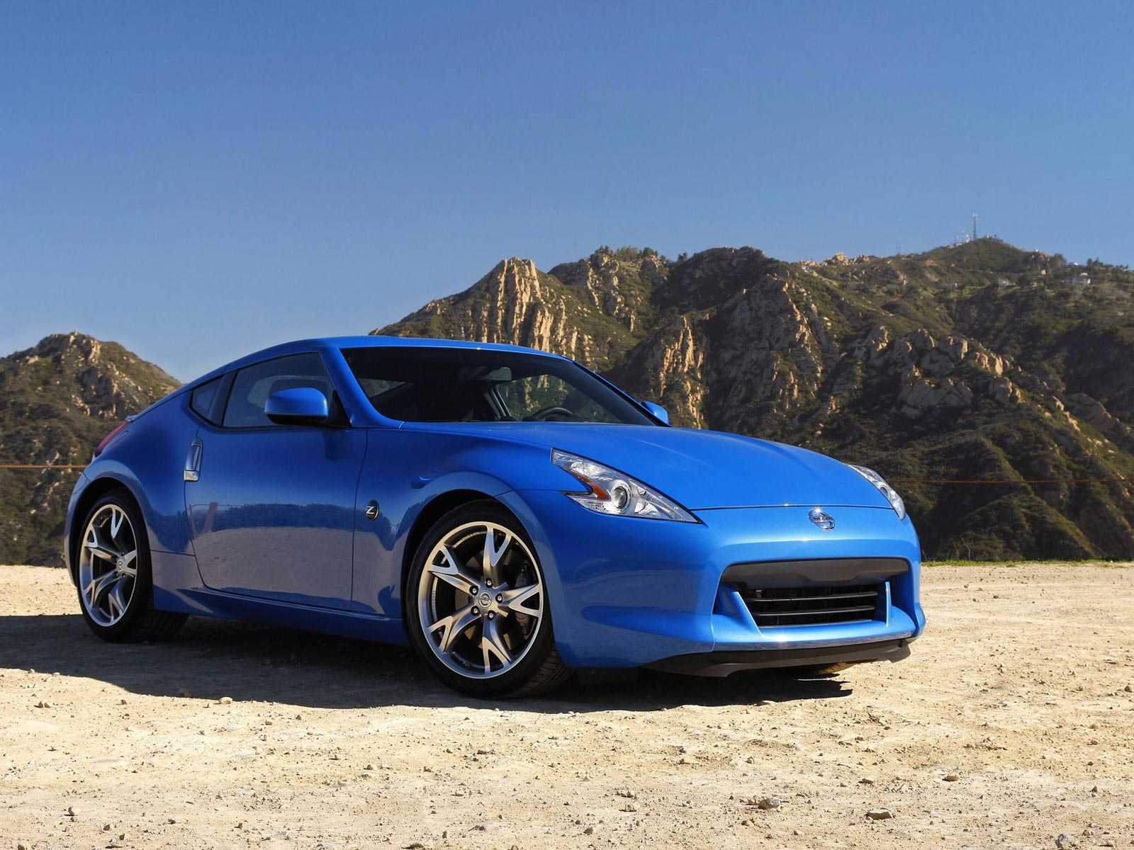 Wallpaper Nissan 370Z CCUS 1600x1200