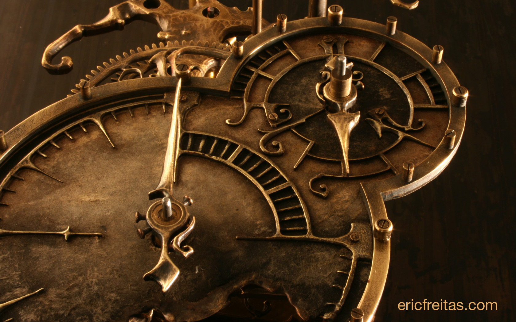 Displaying 16 Images For   Steampunk Gears Iphone Wallpaper 1680x1050