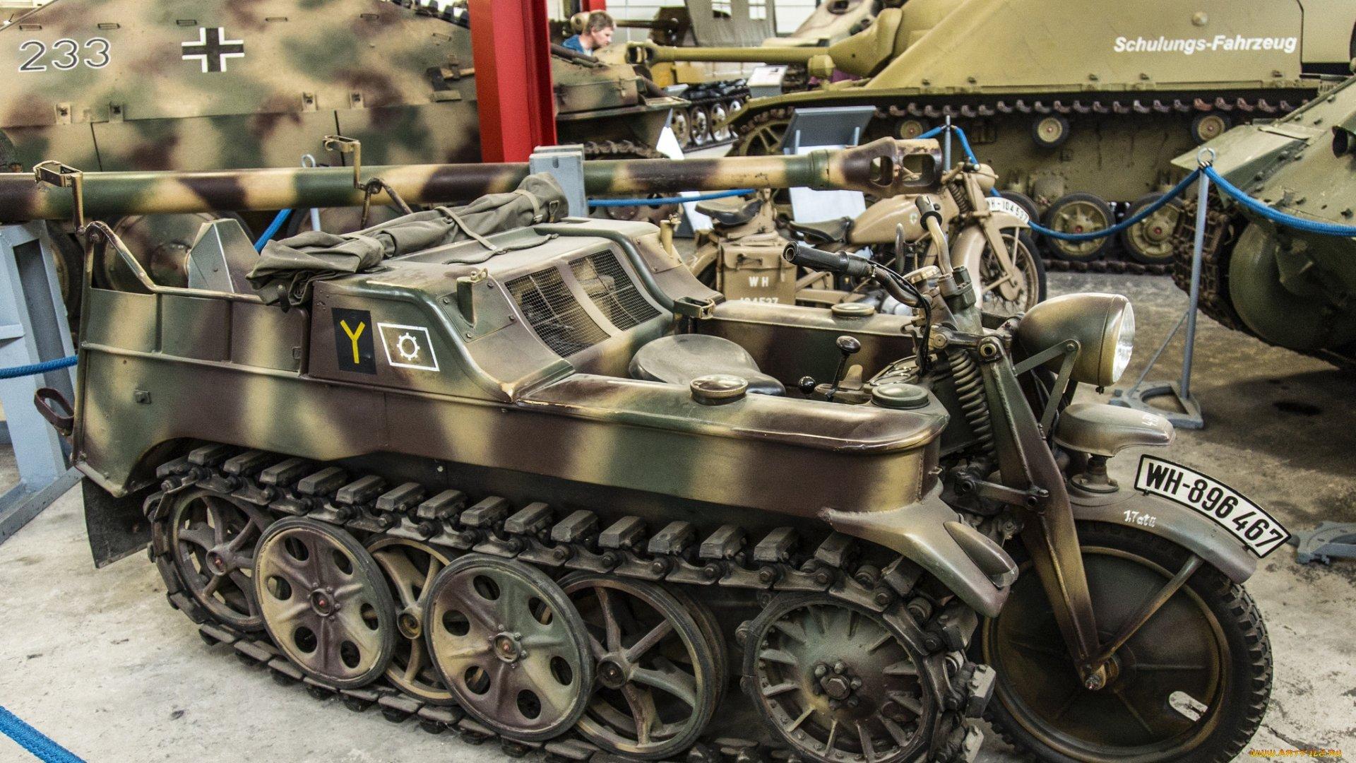 Motorcycle tank vehicle military wallpaper 1920x1080 1920x1080