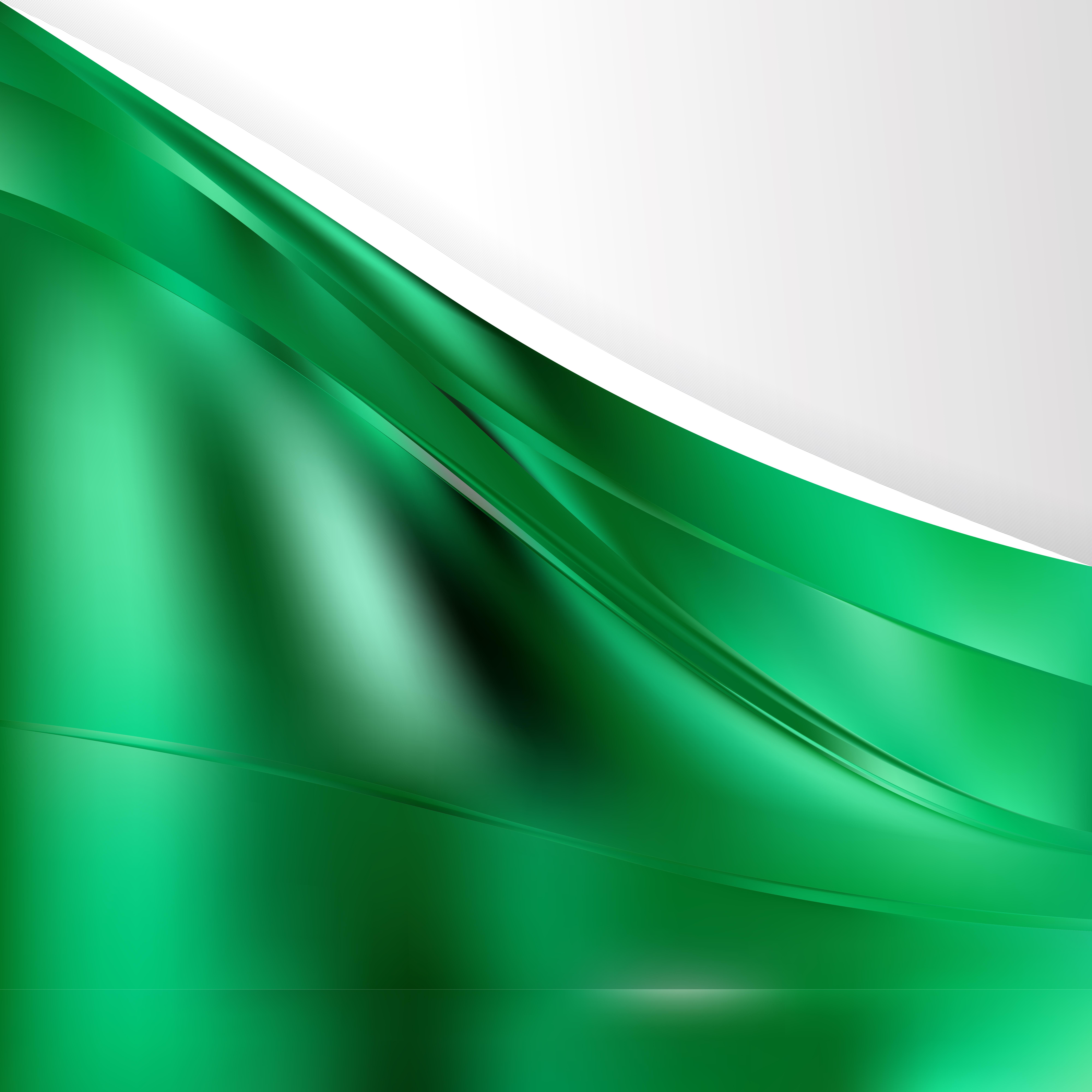 Emerald Green Background Template 8000x8000