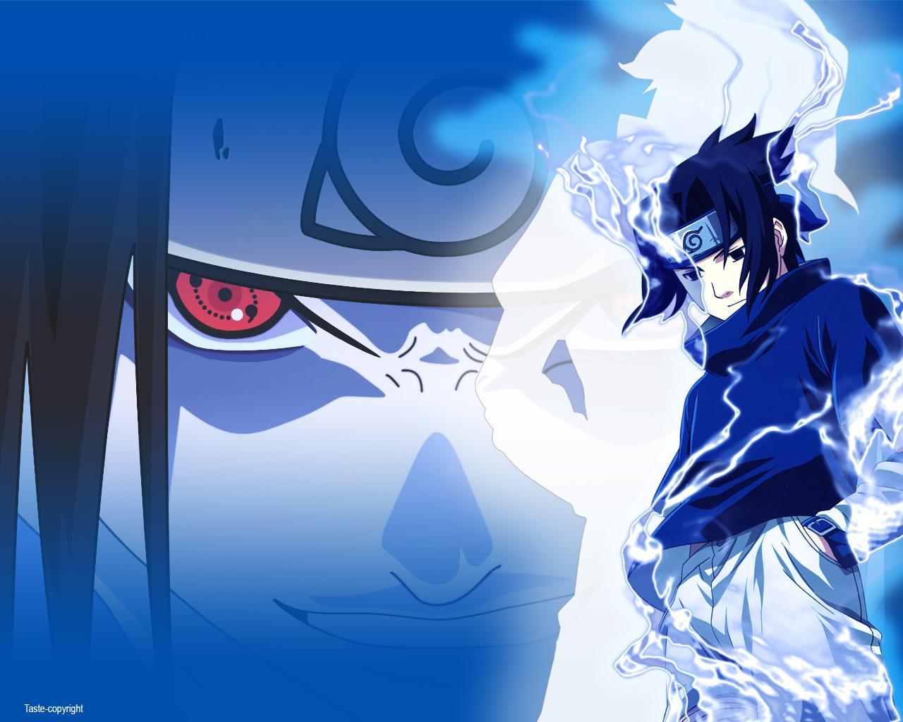 Sasuke Wallpaper   Naruto Wallpaper 60339 1280x1024