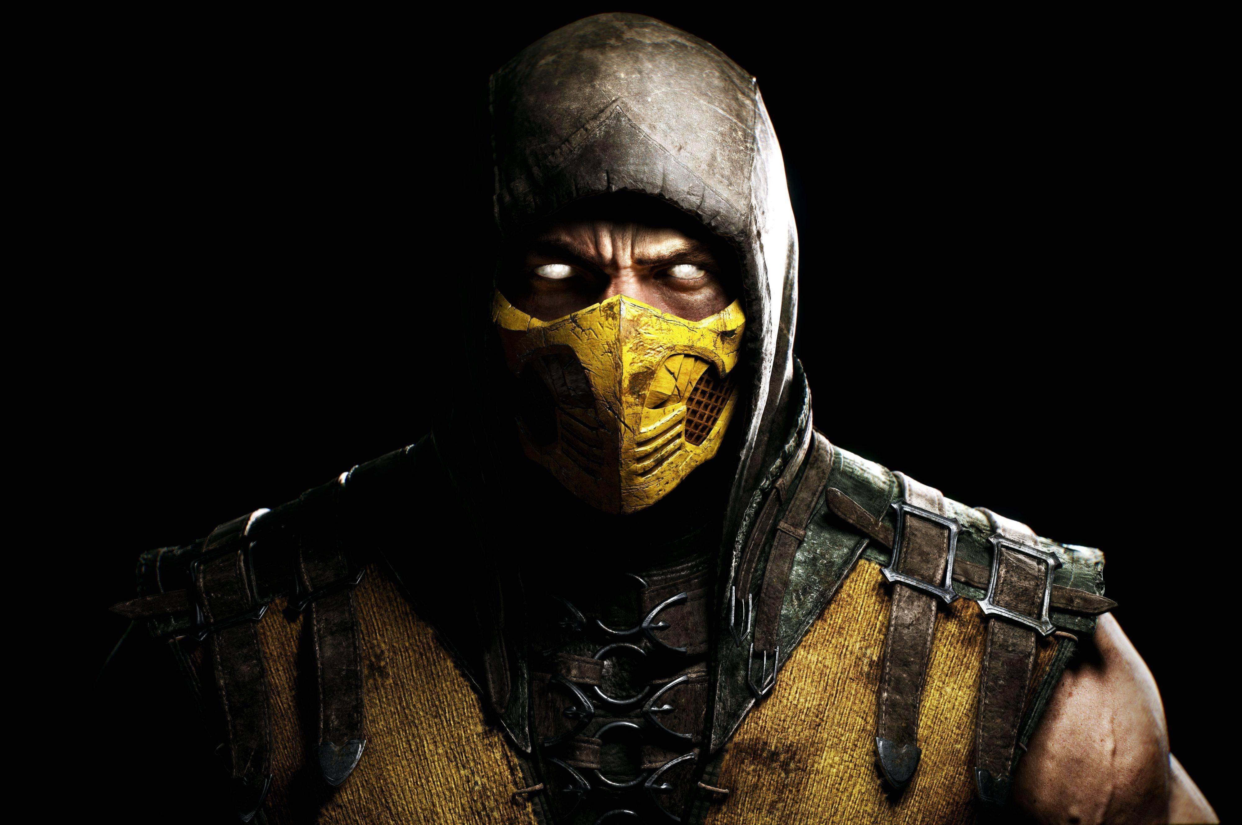 Free download Mortal Kombat Scorpion