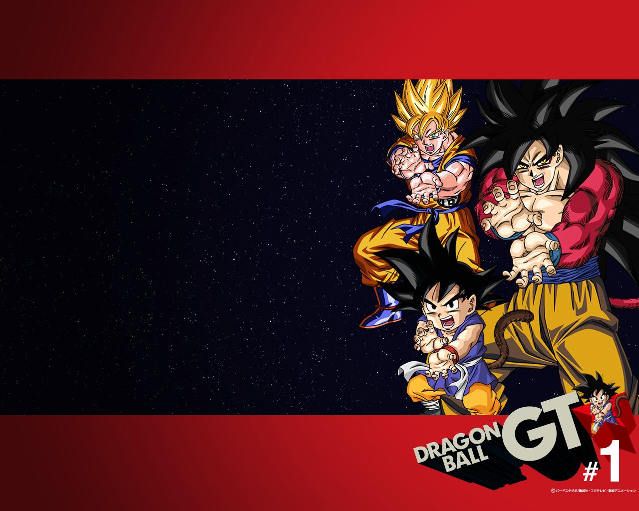 Bilinick Dragon Ball Gt Images and wallpapers 1280x1024