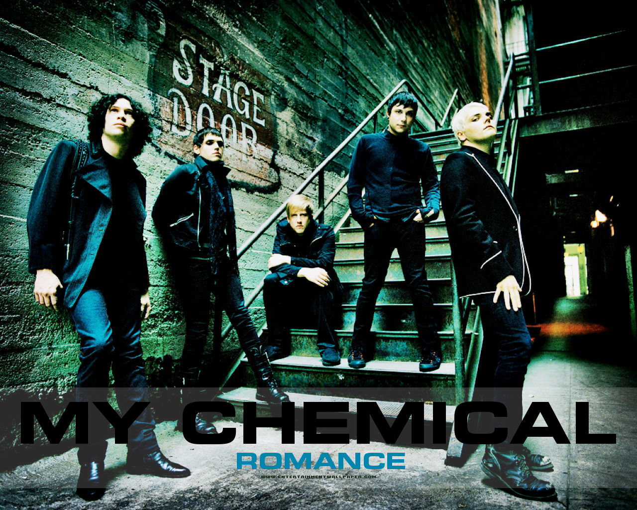 Rio De La Rocha My Chemical Romance Wallpapers 1280x1024