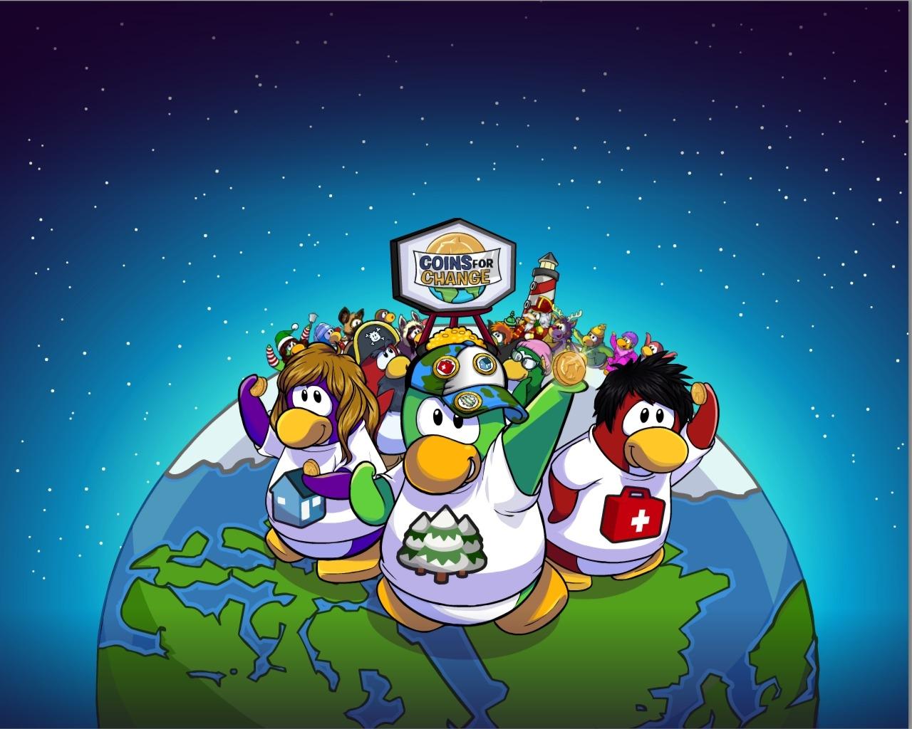 Club Penguin Blog Club Penguin 1280x1024