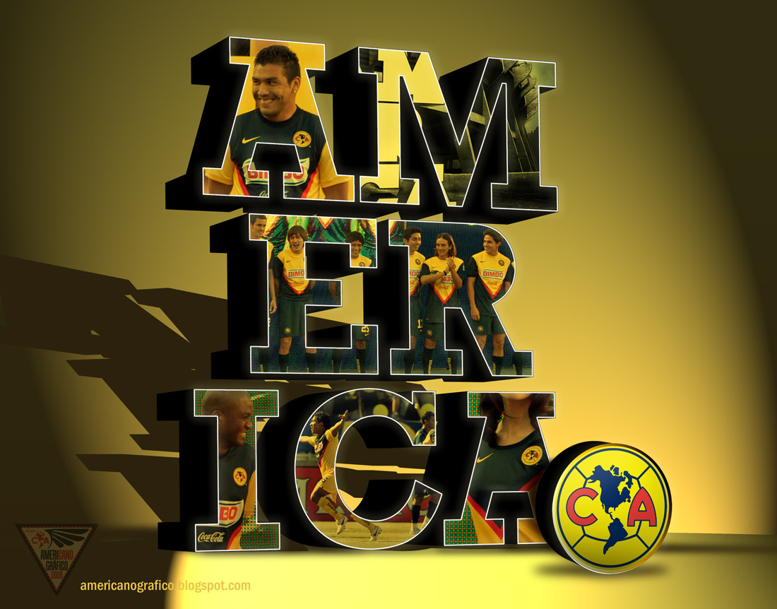Club America Soccer Team wallpaper Football Pictures and Photos 1100x862