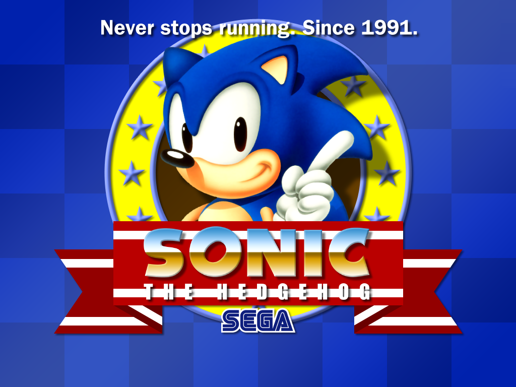 Free Download Sonic Wallpaper 1024x768 For Your Desktop Mobile