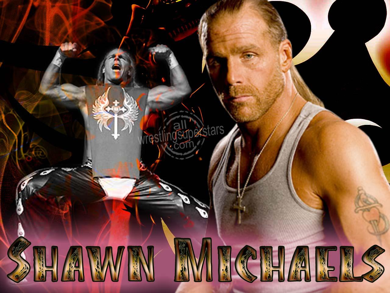 WWE Superstar Shawn Michaels HD wallpapers 1280x960