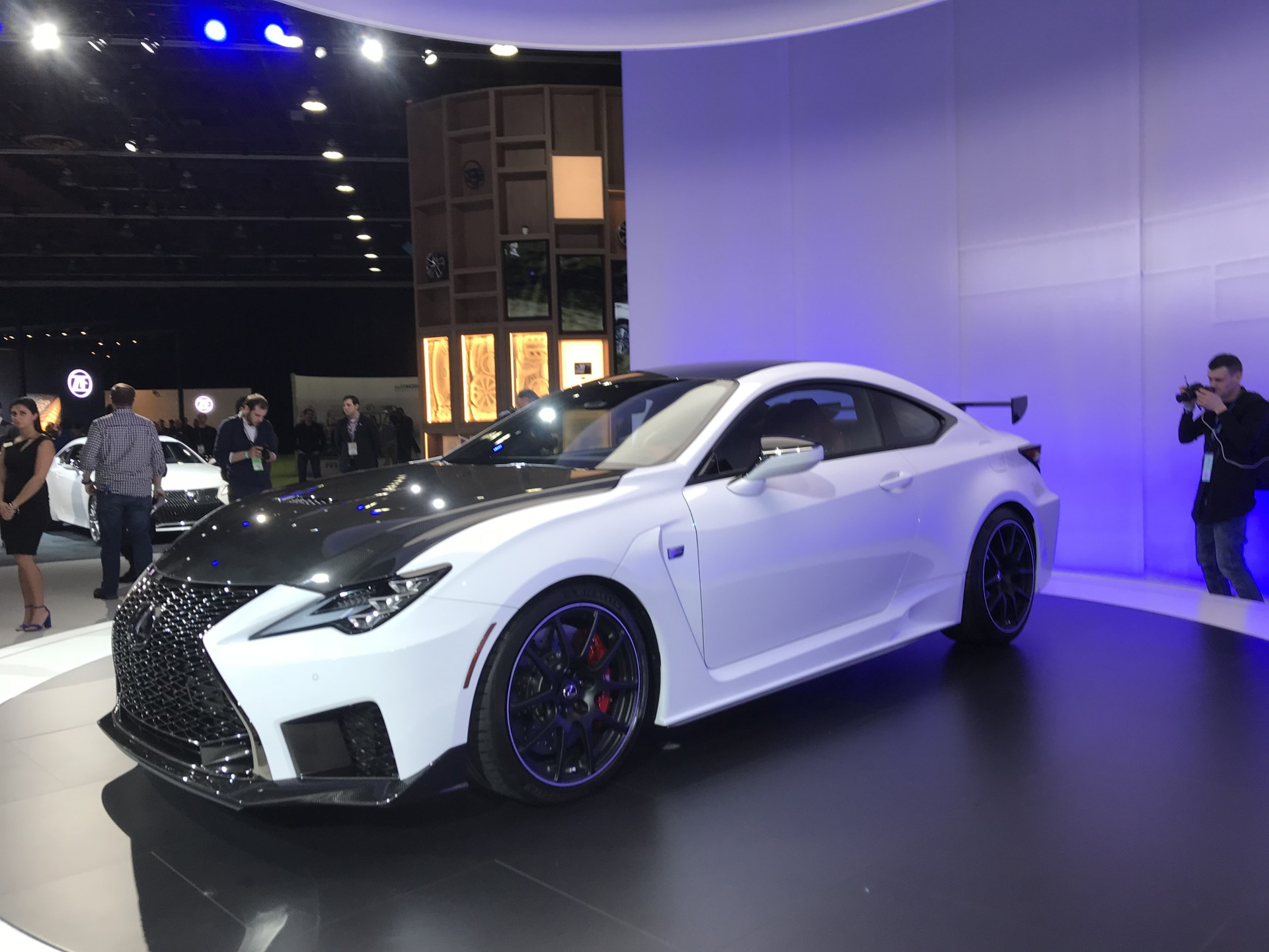 Photo gallery Luxury vehicles at the 2019 North American 1920x1440
