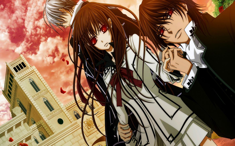 Watch vampire knight english sub download anime vampire knight season 1 sub indo