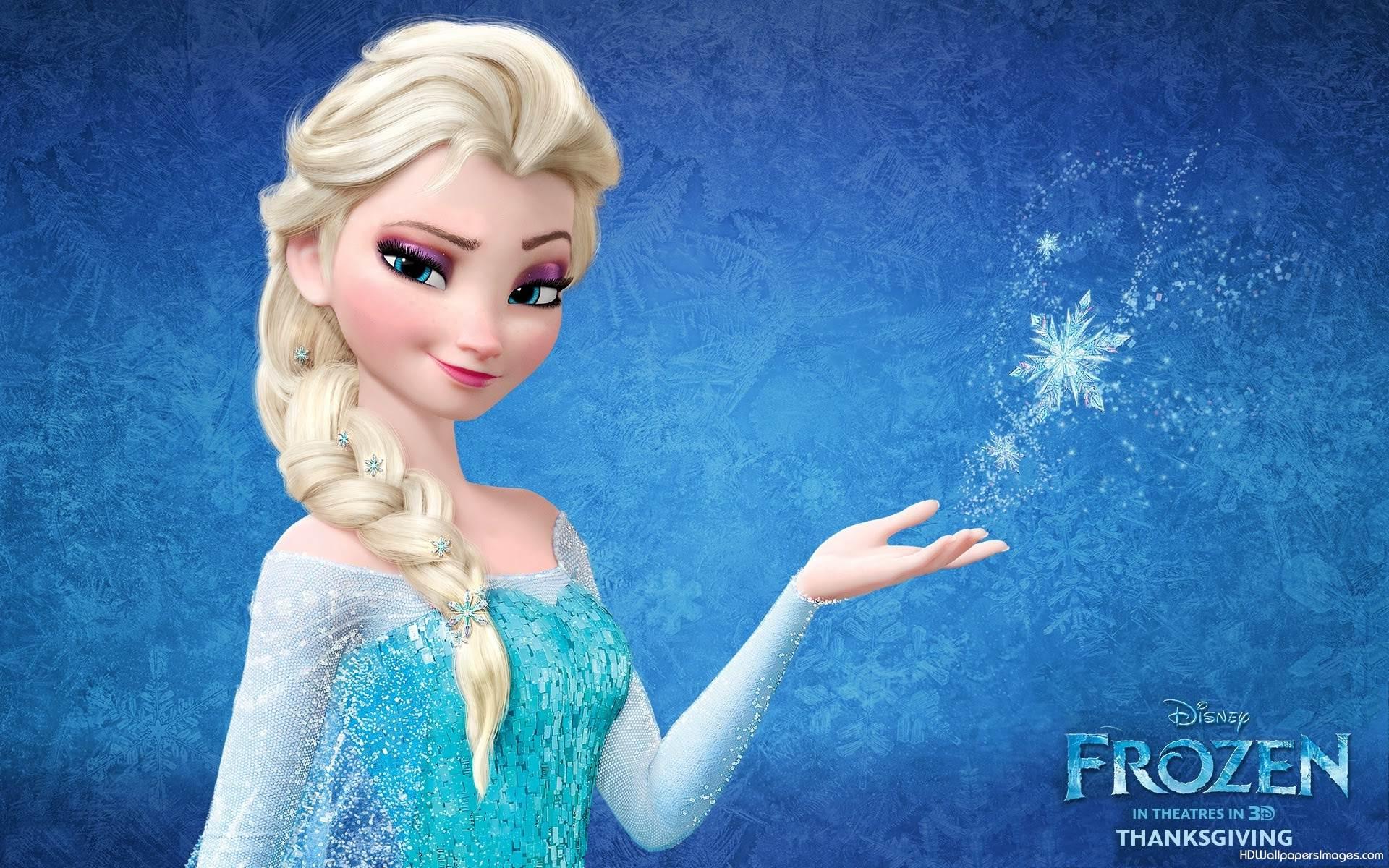 Inspirao Elsa Frozen Biig Bag 1920x1200