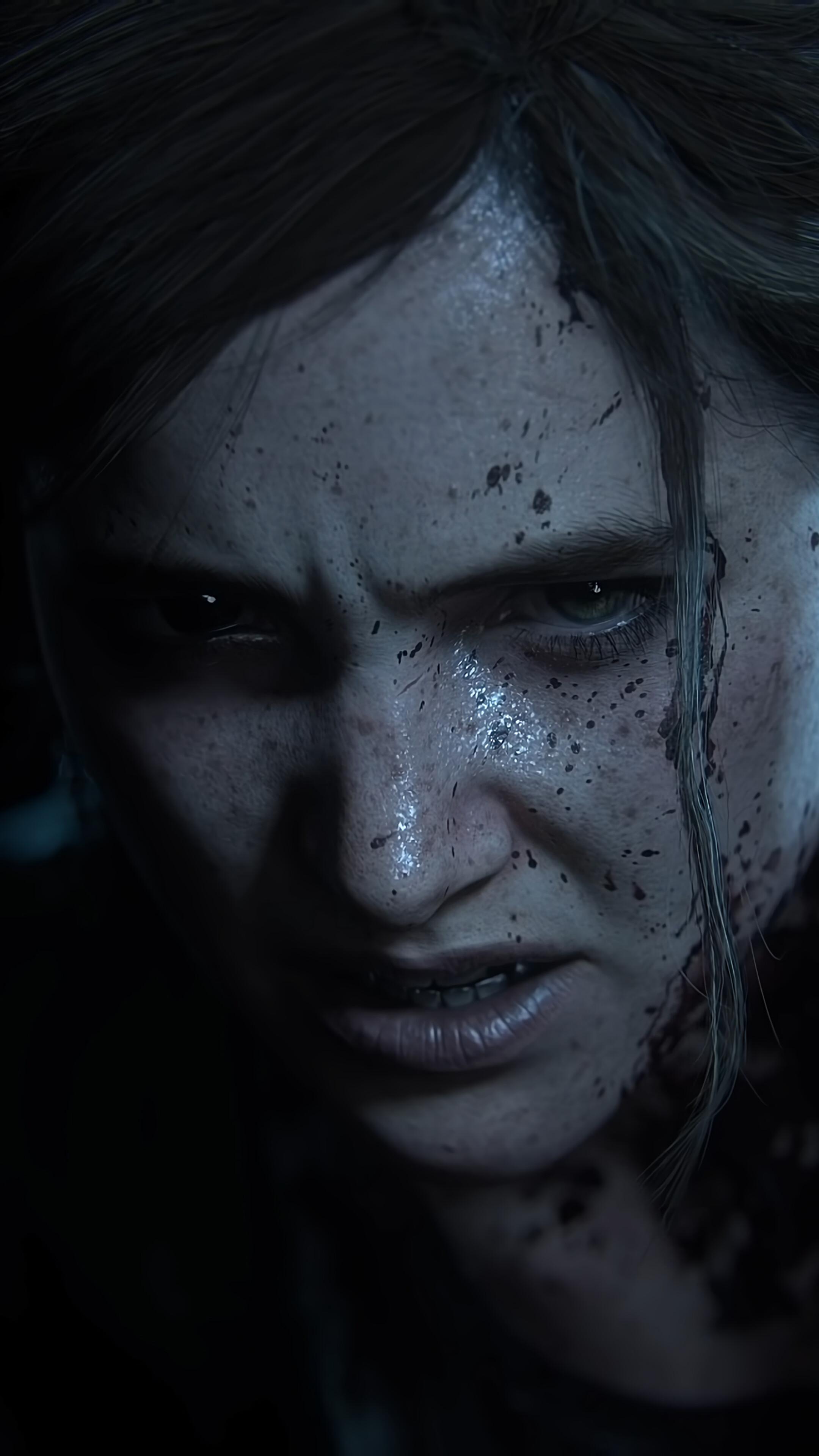 Ellie The Last of Us Part 2 4K Wallpaper 51372 2160x3840