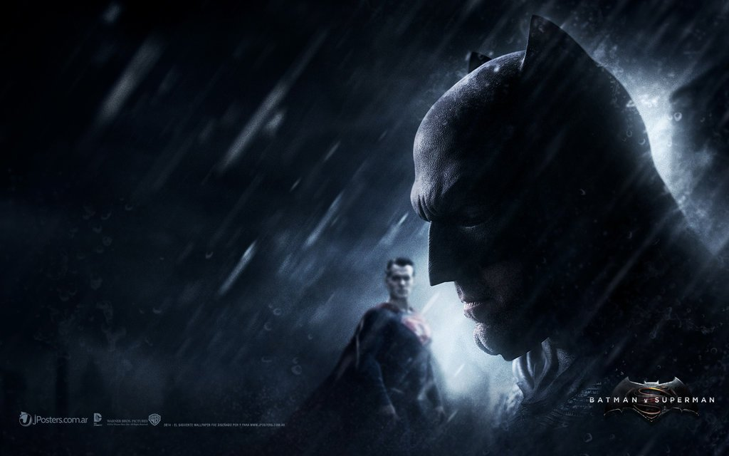 COLLECTION OF The BEST BATMAN V SUPERMAN DAWN OF JUSTICE Fan 1024x640