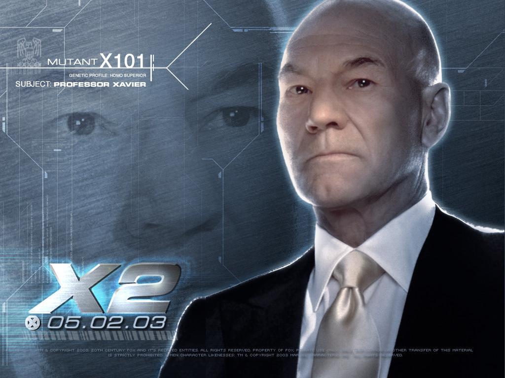 Charles Xavier   Professor Charles Francis Xavier Wallpaper 1024x768
