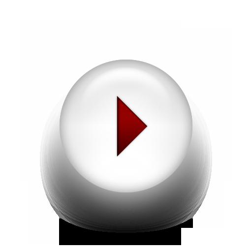 White Arrow Logo for Pinterest 512x512