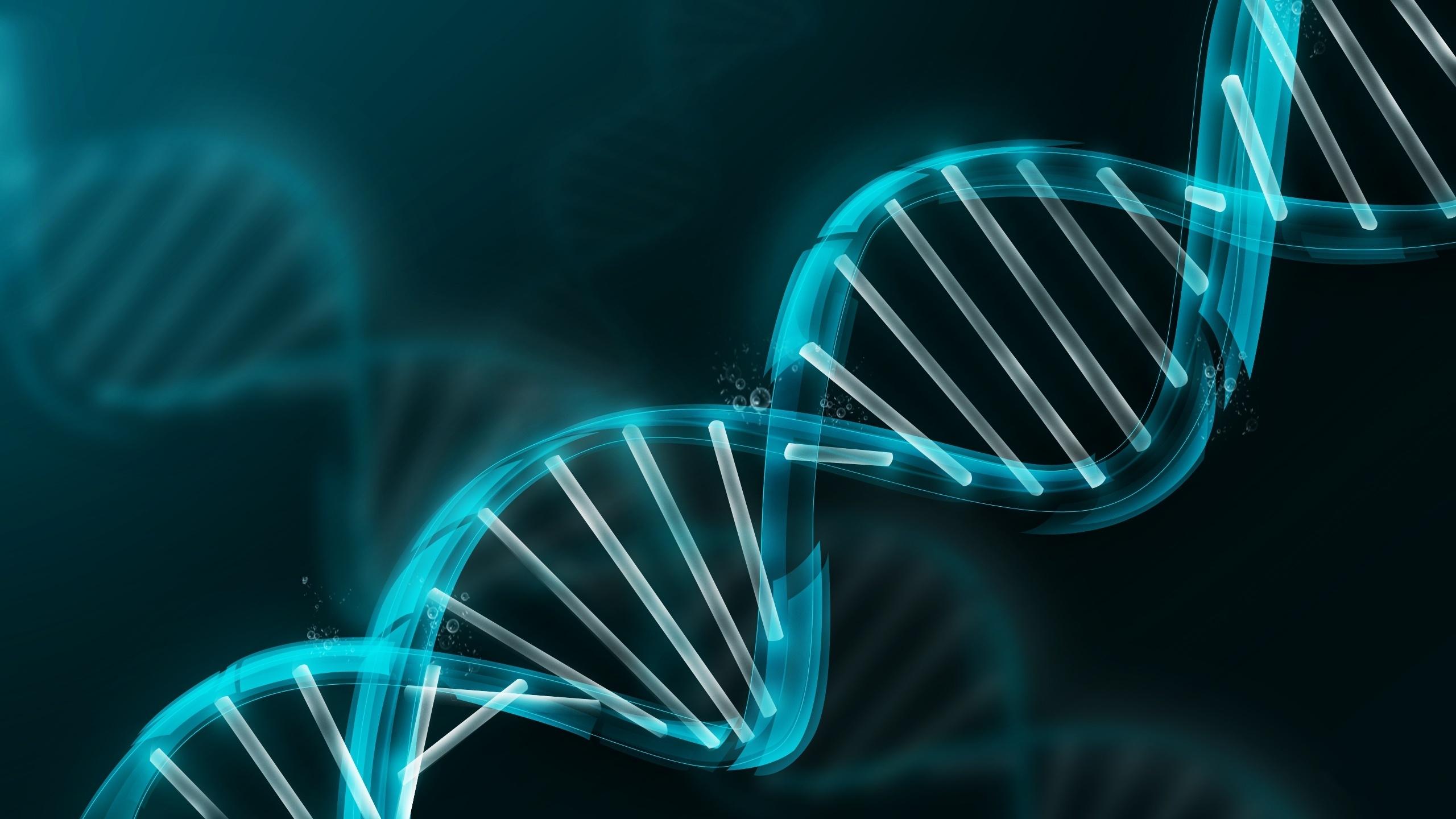 Genetic DNA Widescreen Wallpaper 50091 2560x1440px 2560x1440