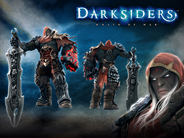 DarkSiders WallpapersHD Games ImagesFight Games WallpapersLatest 640x480