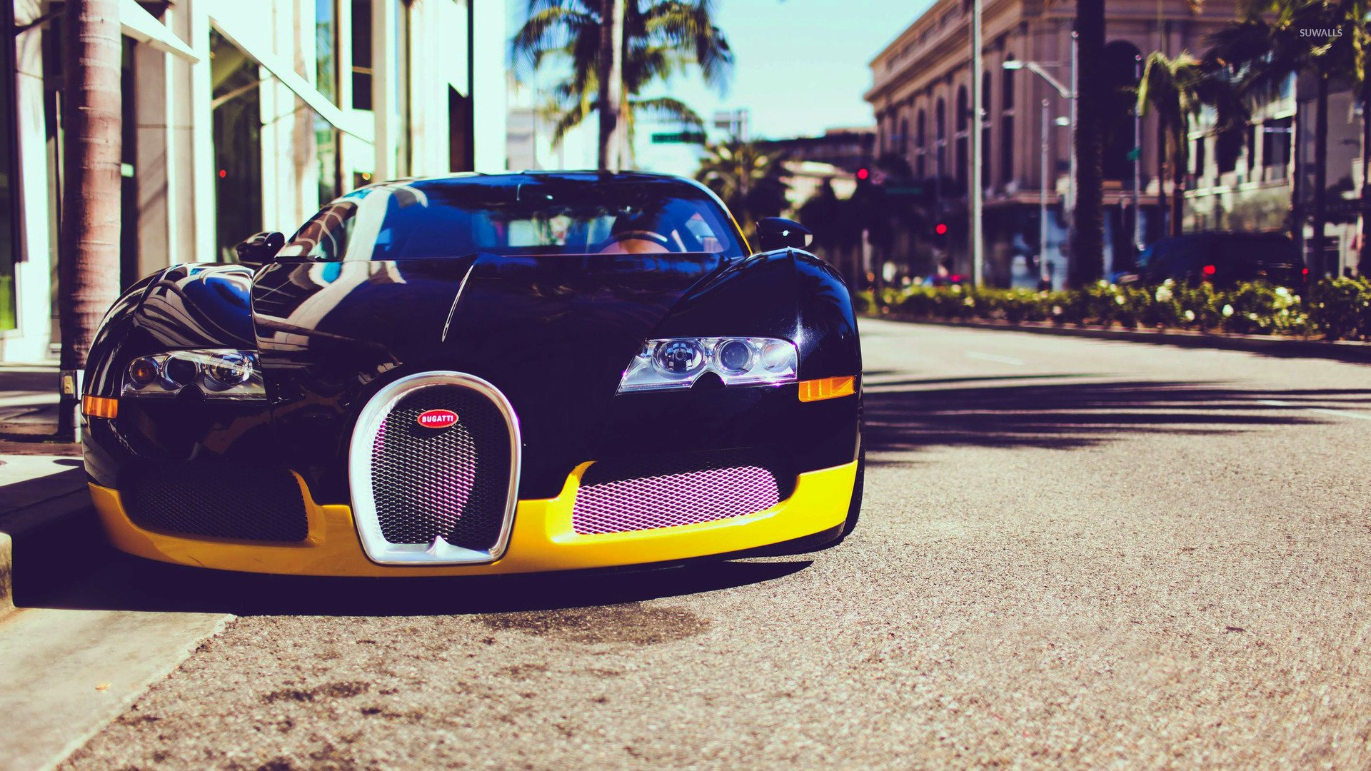 Bugatti Veyron EB 164 [3] wallpaper   Car wallpapers   16102 1920x1080