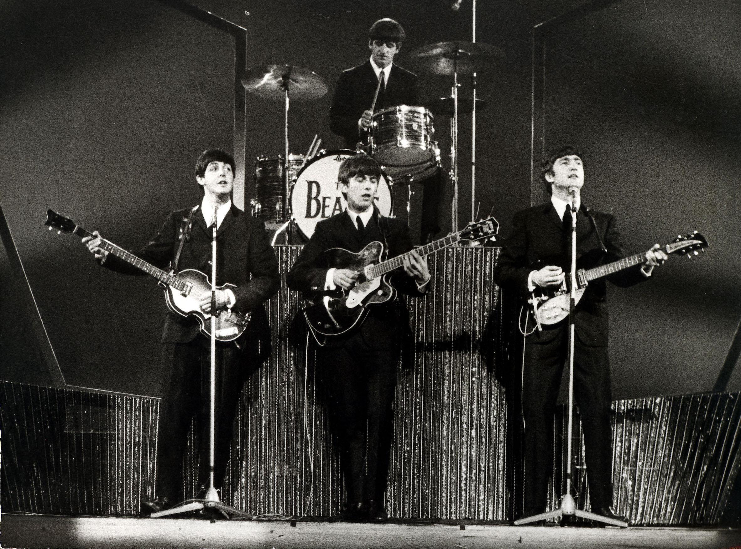 Beatles Wallpaper Widescreen - WallpaperSafari