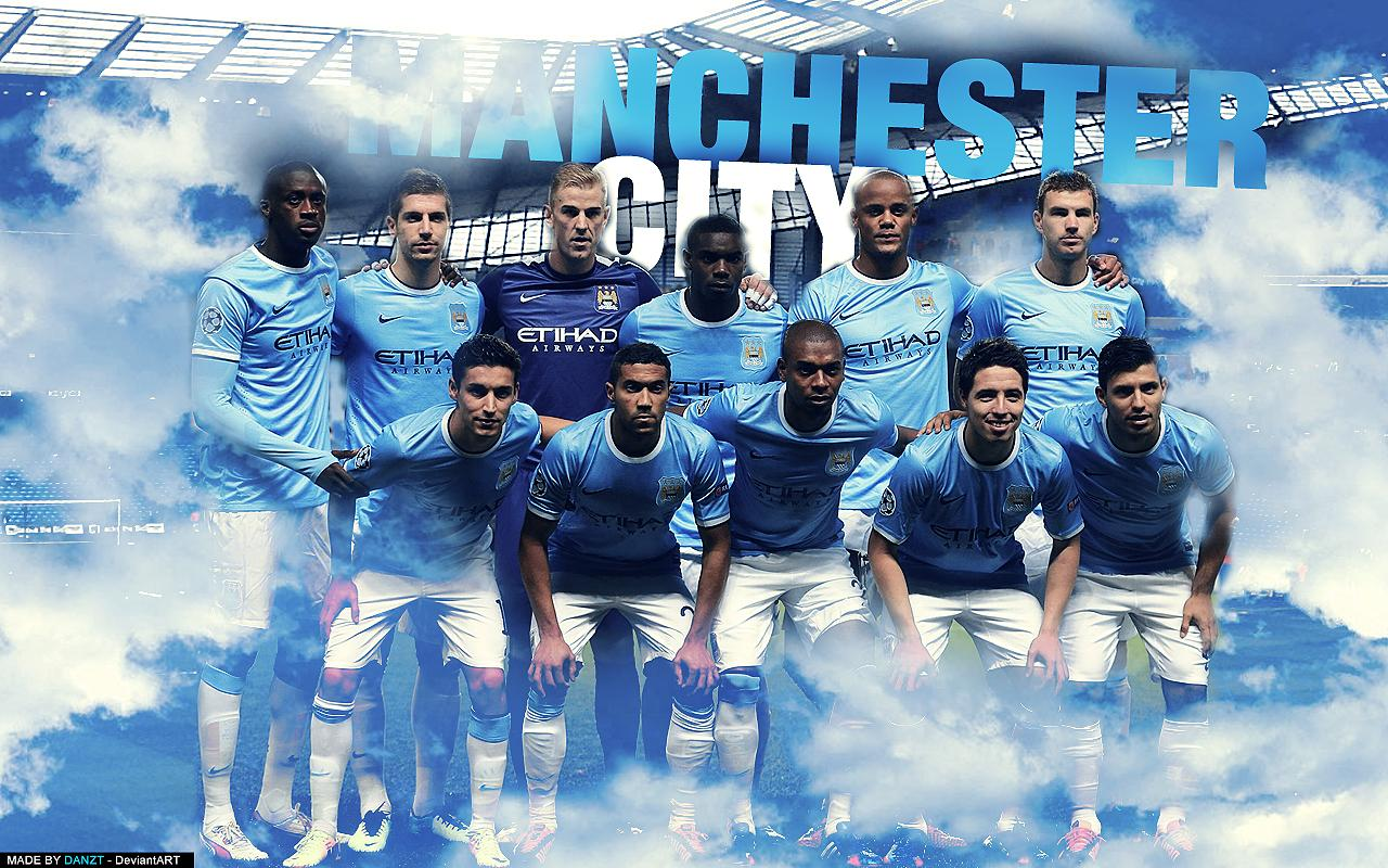Manchester City Fc Wallpaper: Manchester City Wallpapers 2015