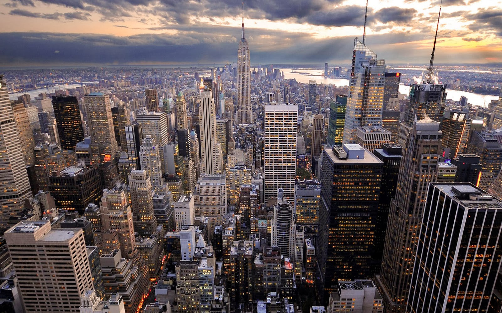 3D Wallpapers Download New York City Wallpapers 1600x1000