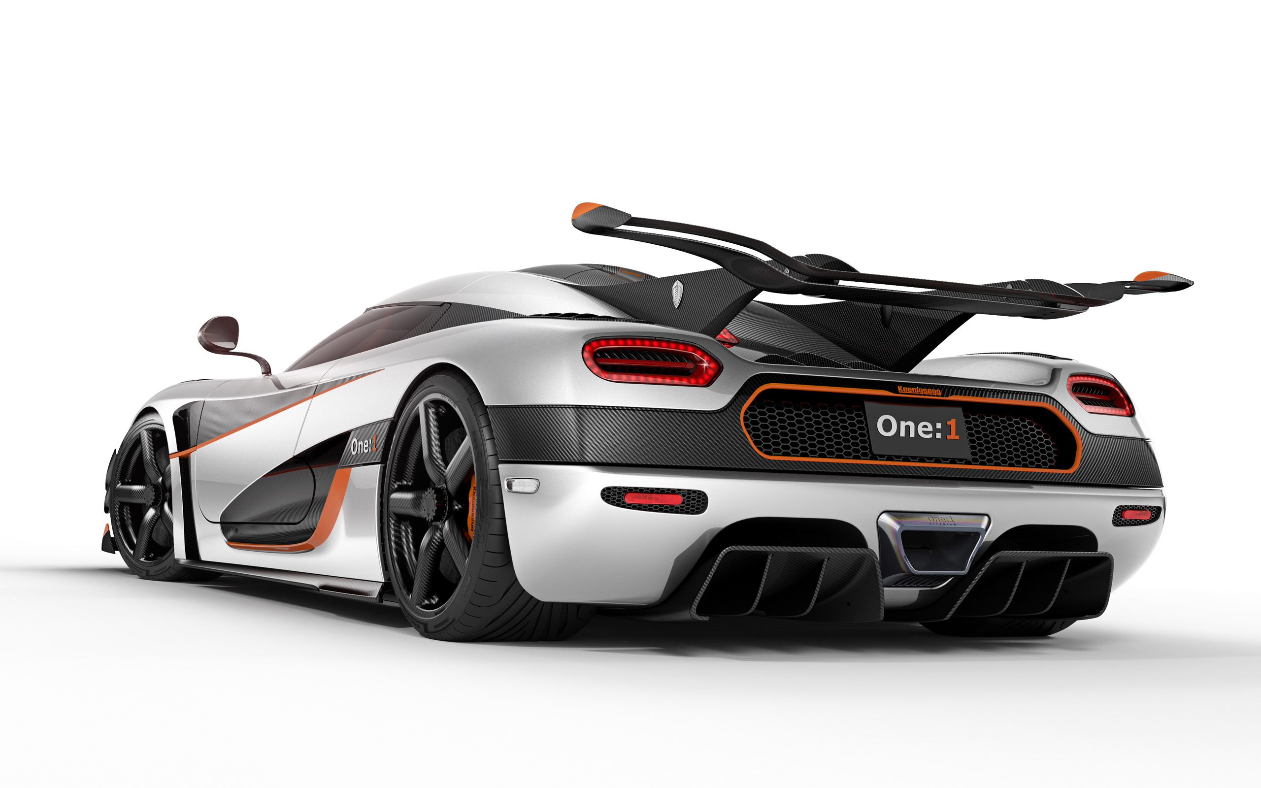 2014 Koenigsegg Agera One 1 2 Wallpaper HD Car Wallpapers 2560x1600