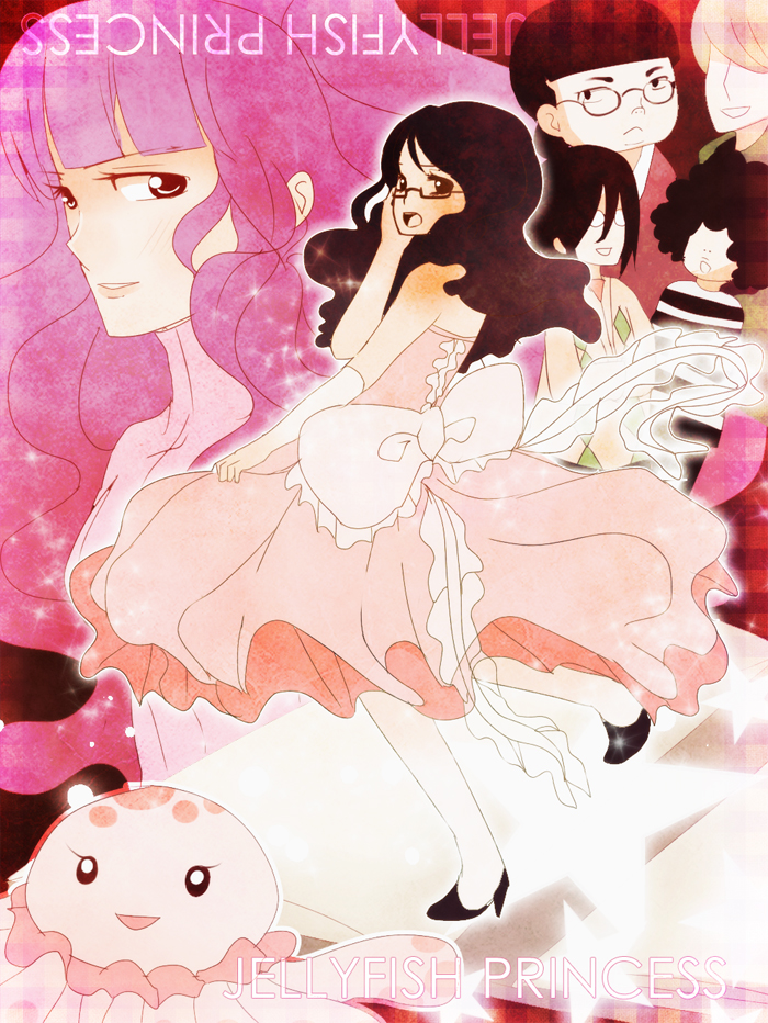 Princess jellyfish jiji