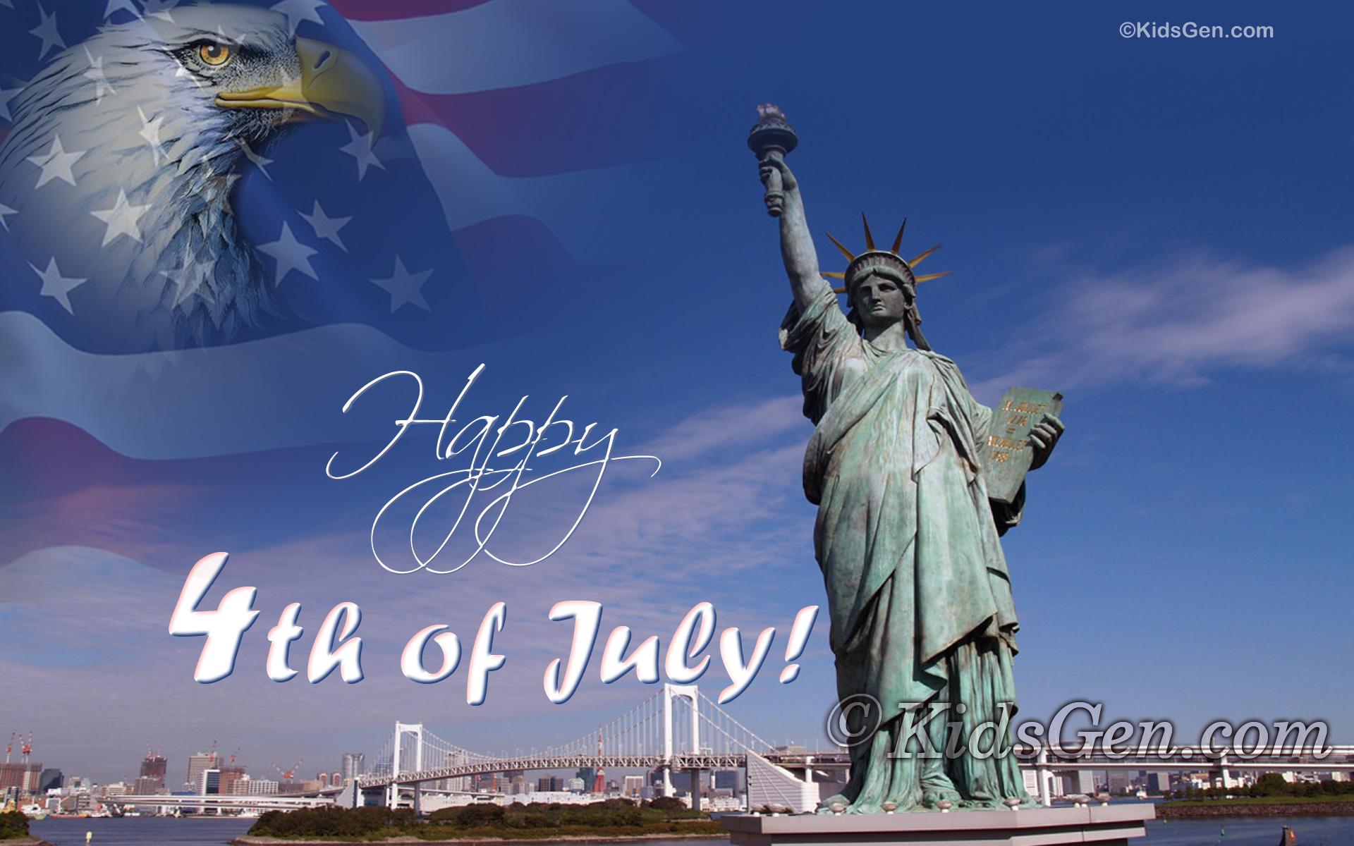 Stranger in a Strange Land: Happy Fourth Of July 2014
