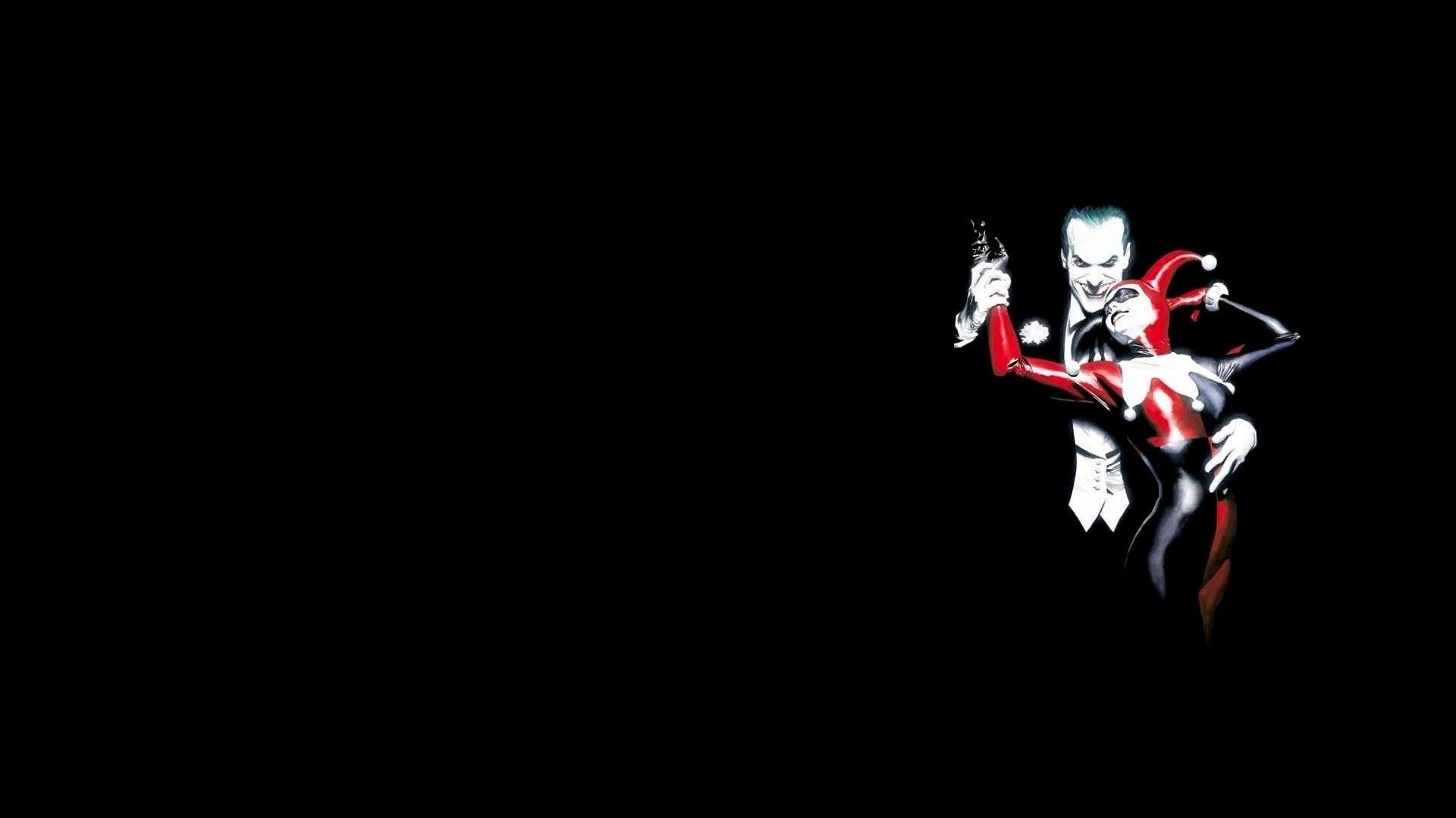 Joker Harley Quinn Wallpapers HD Desktop and Mobile 1920x1080