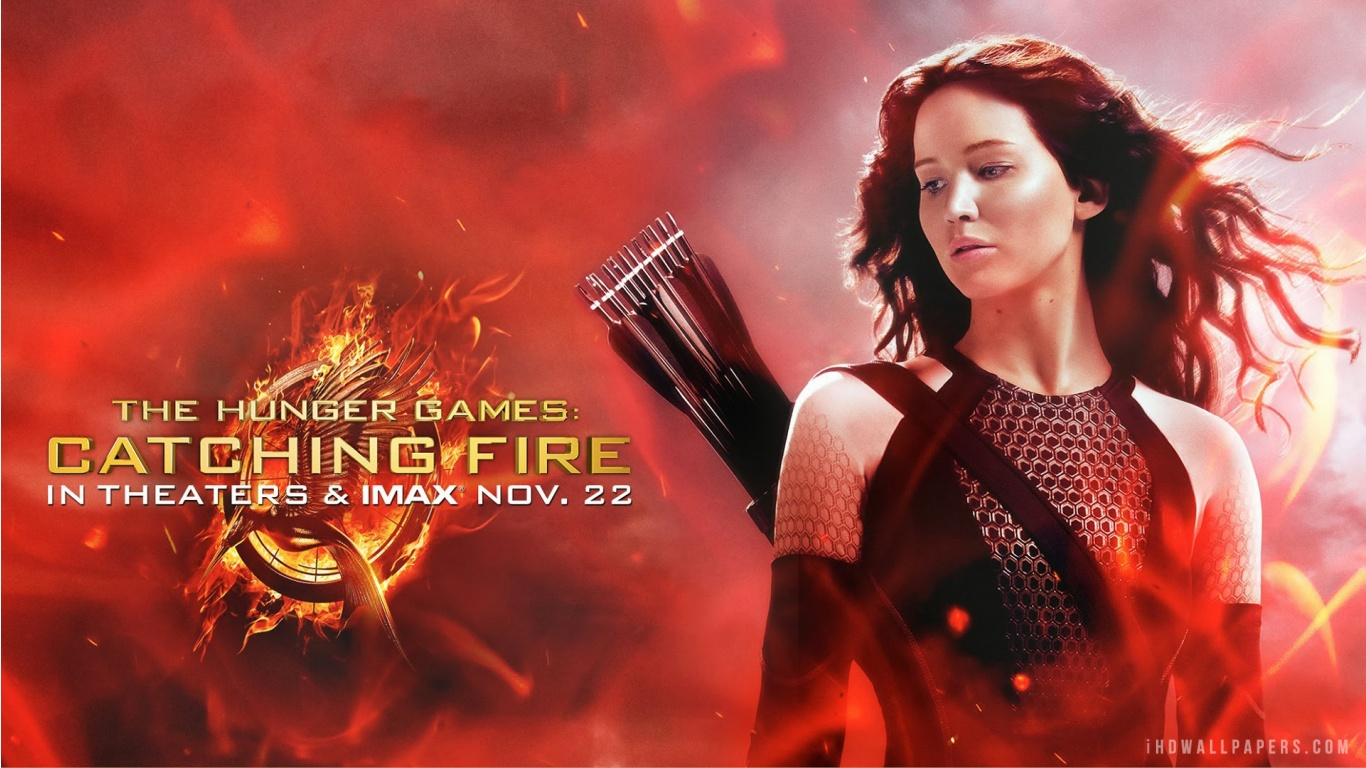 Hunger Games Catching Fire Wallpaper Wallpapersafari