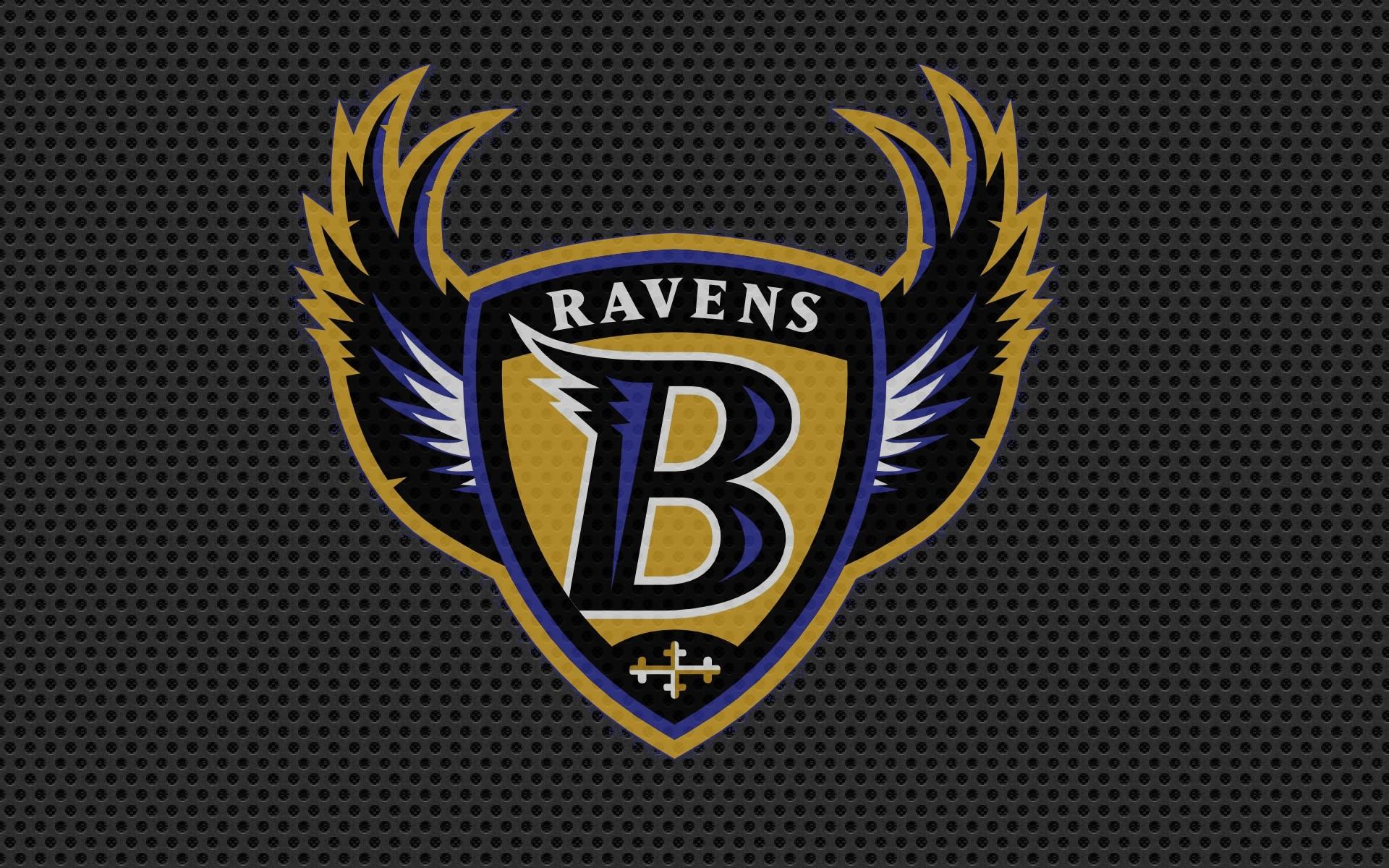 Baltimore Ravens Logo wallpaper 1920x1200