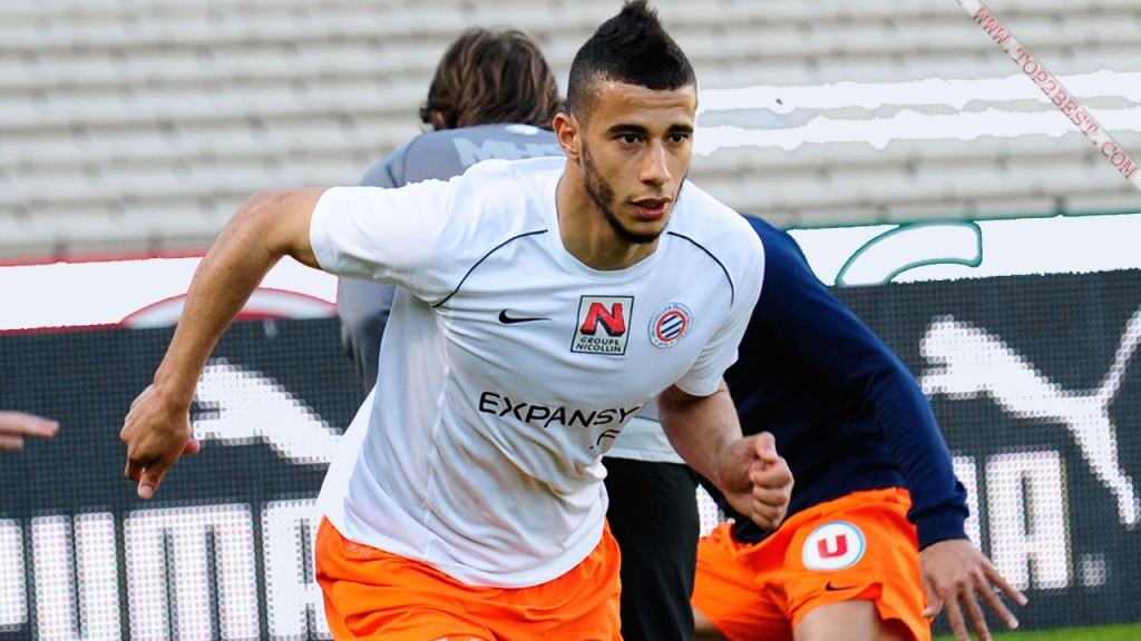 Younes Belhanda Wallpapers Profile French Footballer 1024x576