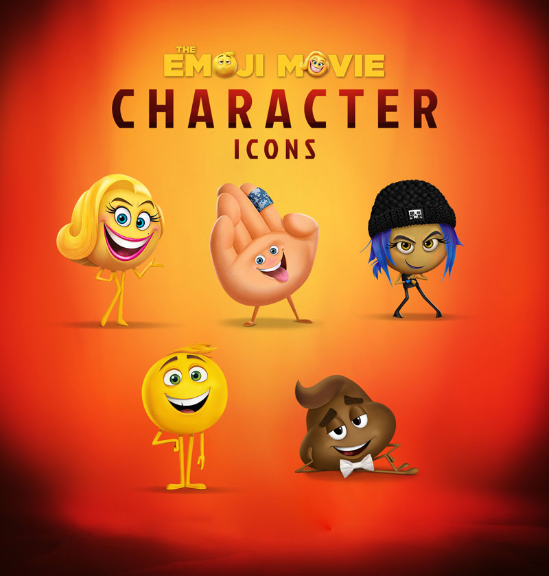 The Emoji 2017 Movie iPhone Desktop Wallpapers With 800x839