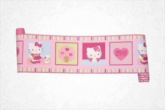 651x434px Hello Kitty Wallpaper Border Wallpapersafari