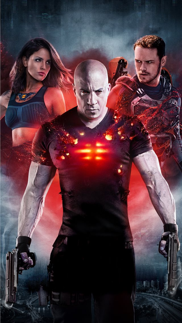bloodshot movie 5k 2020 iPhone Wallpapers Download 640x1136