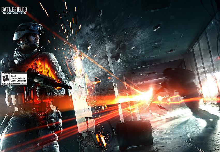 Battlefield 3 Close Quarters Wallpaper 1   Battlefield Informer 850x588